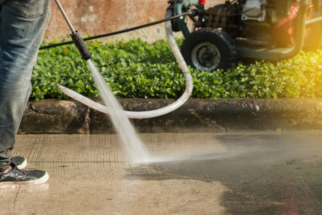 Pressure Washing Services Vancouver